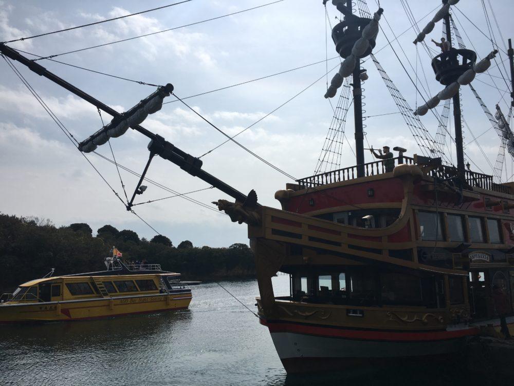 エスパーニャクルーズ船